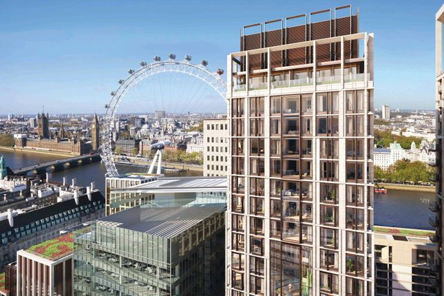 Thumbnail Flat for sale in Casson Sqare, London