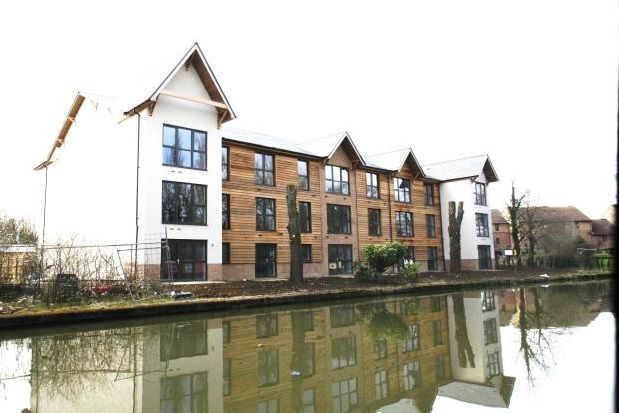 Thumbnail Flat to rent in Woodley Headland, Peartree Bridge, Milton Keynes