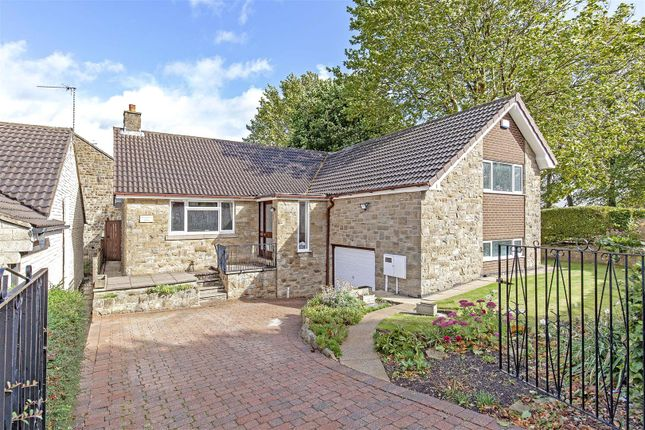 Thumbnail Detached house for sale in Fenland Way, Walton, Chesterfield