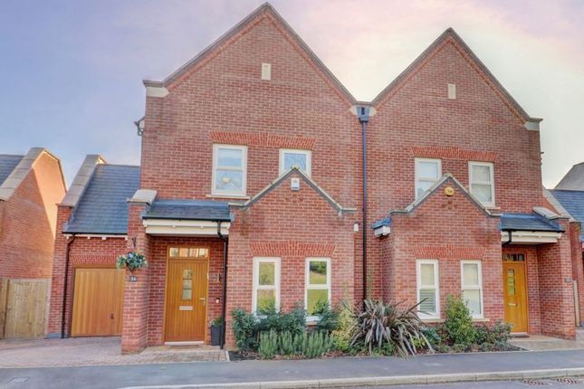 Thumbnail Semi-detached house for sale in Charles Sevright Way, London