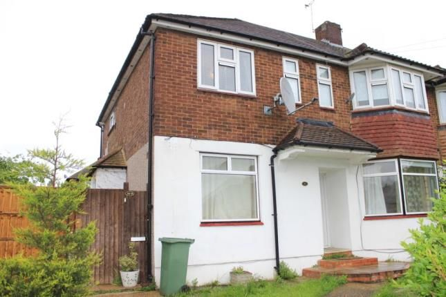 Thumbnail Maisonette for sale in Fullwell Avenue, Ilford