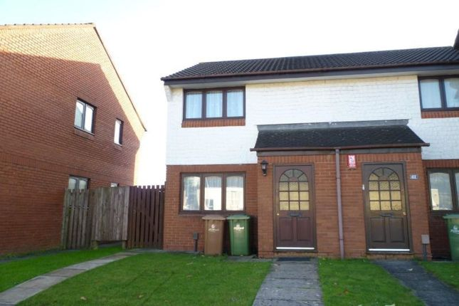 Thumbnail Semi-detached house for sale in Finch Close, Laira, Plymouth