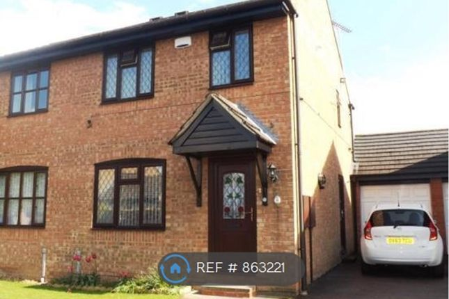 3 bed semi-detached house to rent in Old School Place, Banbury OX16