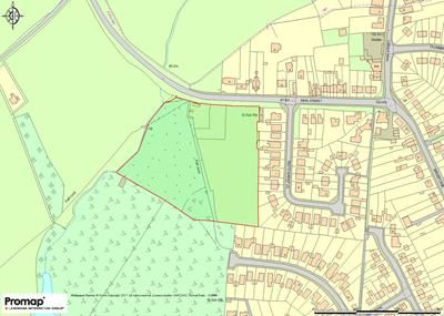 Thumbnail Land for sale in Land On Main Street, Main Street, New Brinsley, Nottinghamshire