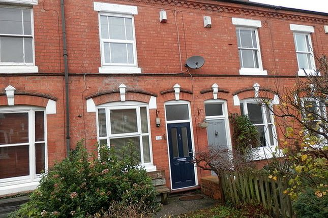 Thumbnail Terraced house to rent in Chandos Avenue, Moseley, Birmingham