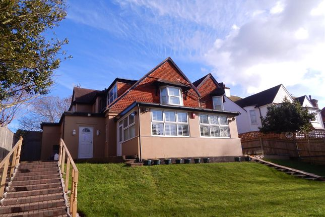 Thumbnail Property for sale in Nevill Avenue, Eastbourne