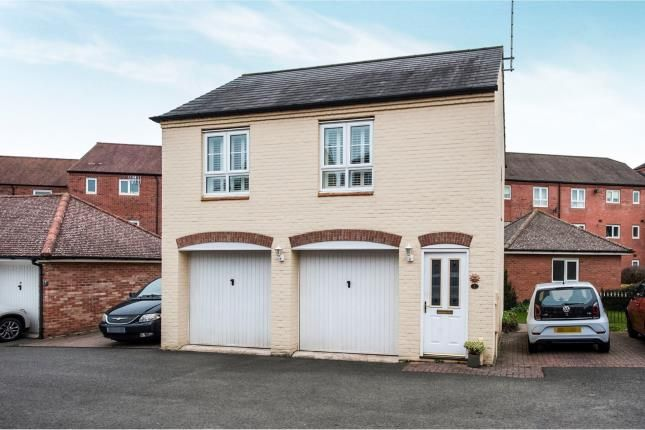 Thumbnail Detached house for sale in Eliot Close, Stratford Upon Avon, Warwickshire