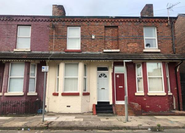 Rockhouse Street, Anfield, Liverpool L6