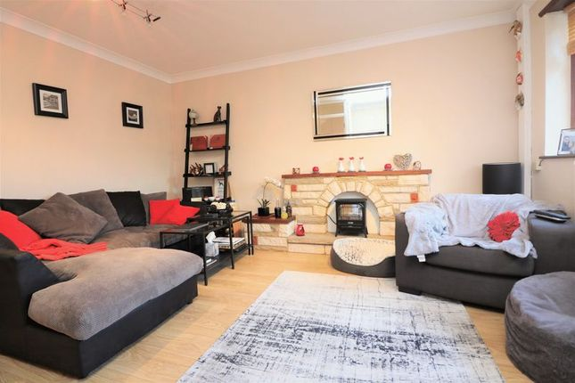 Thumbnail Terraced house to rent in Grosvenor Wharf Road, Isle Of Dogs