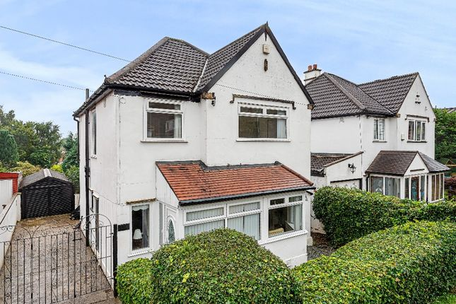 Thumbnail Detached house for sale in Dominion Avenue, Chapel Allerton, Leeds