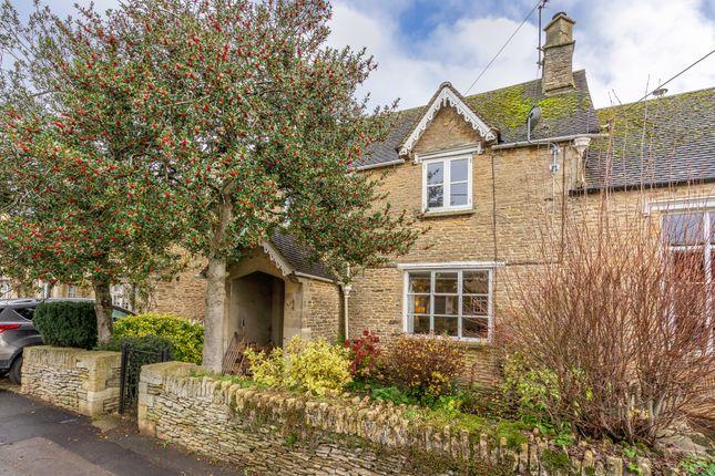 Thumbnail Cottage to rent in The Street, Shipton Moyne, Tetbury