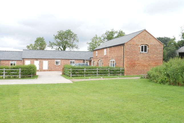 3 bed barn conversion to rent in Kilby Road, Wistow, Leicester LE8