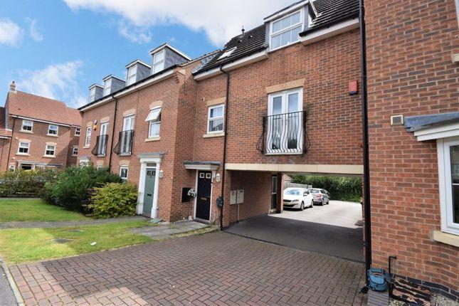 Thumbnail Mews house for sale in Ebberton Close, Hemsworth, Pontefract