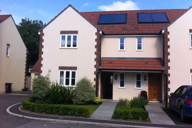 Thumbnail Semi-detached house to rent in The Levels, Glastonbury