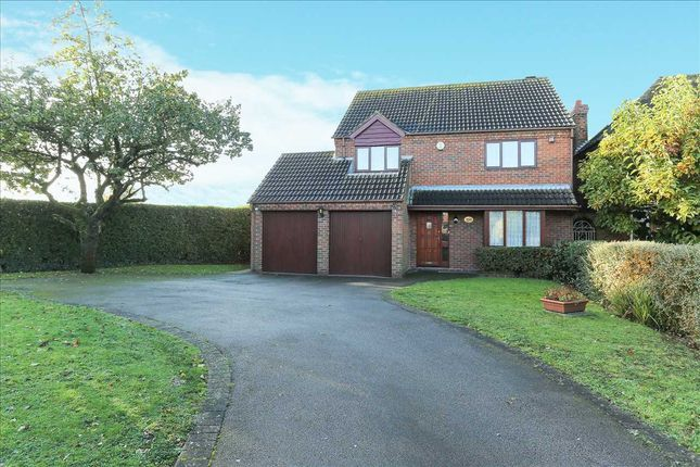 Thumbnail Detached house for sale in Coleshill Road, Water Orton, Birmingham