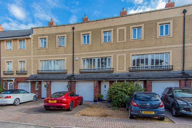 Thumbnail Town house for sale in Adventurers Quay, Cardiff Bay, Cardiff
