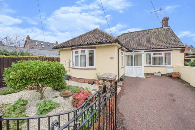 2 bed detached bungalow for sale in The Entry, Diss IP22