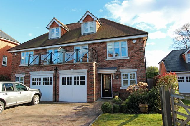 3 bed town house for sale in Miller Smith Close, Tadworth