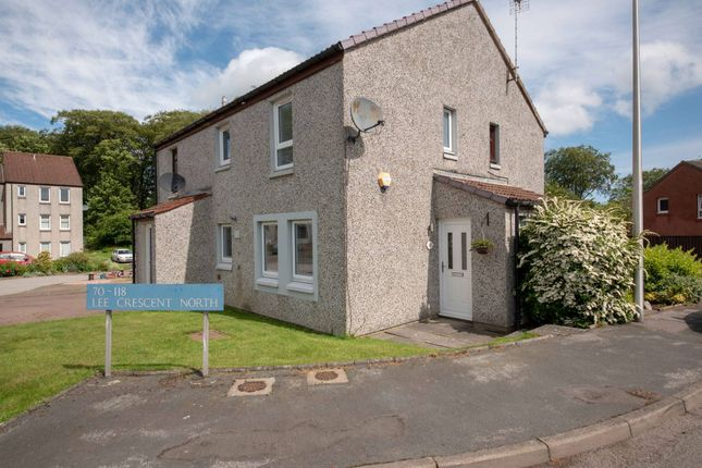 Thumbnail Flat for sale in Lee Crescent North, Aberdeen