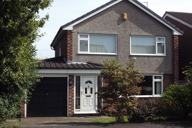 Thumbnail Detached house to rent in Ennerdale Drive, Aughton, Ormskirk