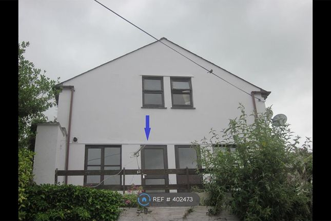 Thumbnail Flat to rent in Castle Street, Liskeard