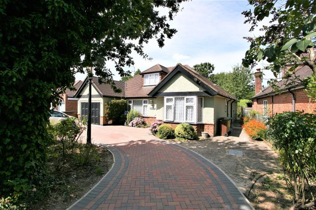 Thumbnail Detached bungalow for sale in West Riding, Bricket Wood, St. Albans
