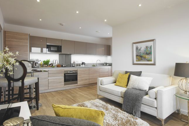 Thumbnail Terraced house for sale in London Town Houses At East City Point, Fife Road, London