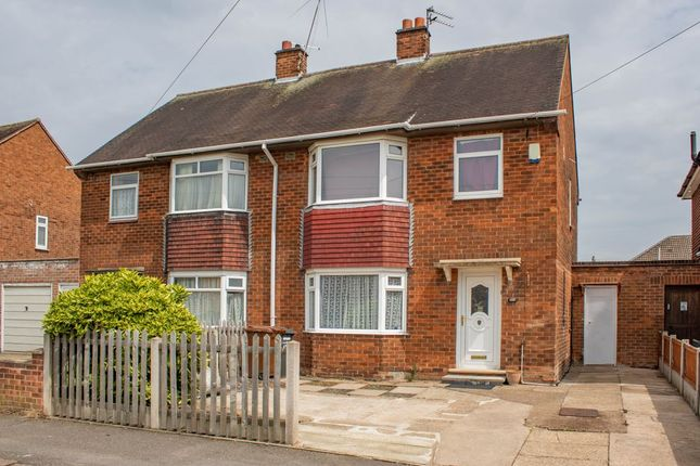 3 bed semi-detached house to rent in Hawthorne Avenue, Long Eaton, Nottingham NG10