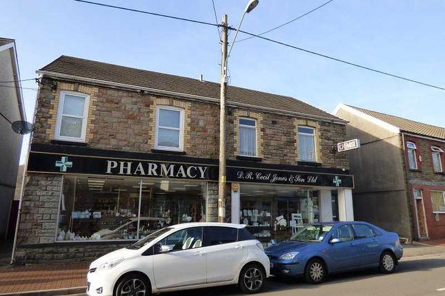 Thumbnail Flat to rent in 100A High Street, Glynneath, Neath.