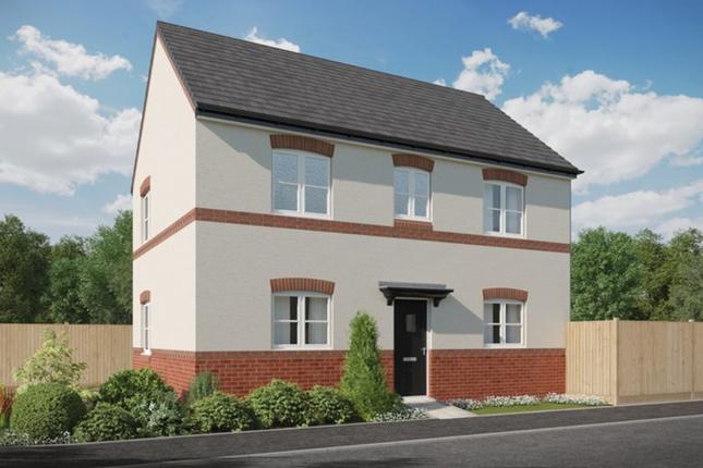 Thumbnail Detached house for sale in Scotchbarn Rise, Scotchbarn Lane, Whiston
