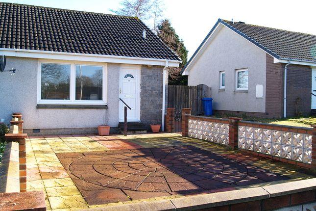 Thumbnail Semi-detached bungalow for sale in Hazel Avenue, Culloden, Inverness