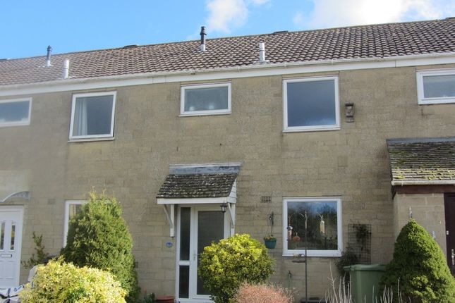 Thumbnail Terraced house for sale in Longlands, Fairford
