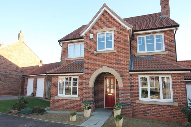 Thumbnail Detached house to rent in Askrigg Close, Delves Lane, Consett