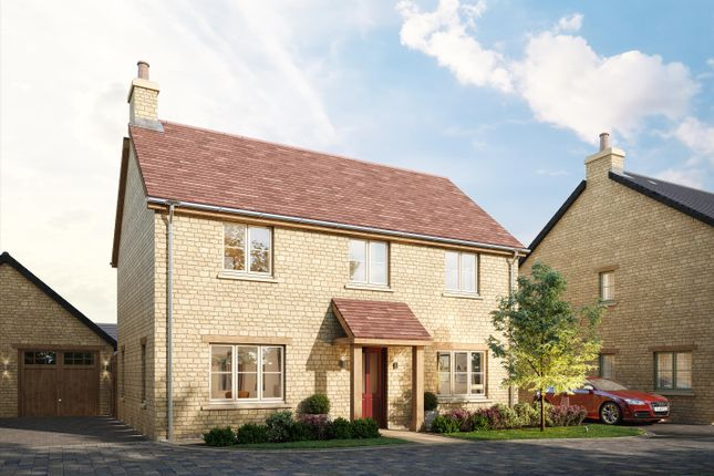 Thumbnail Detached house for sale in Weston-On-The-Green, Oxfordshire