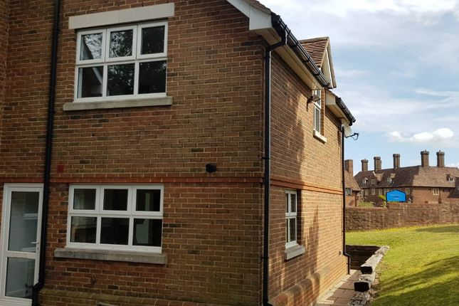 Thumbnail Semi-detached house to rent in 2 Bed Semi Detached, Abbots Lodge, Abbots Close, Rochester