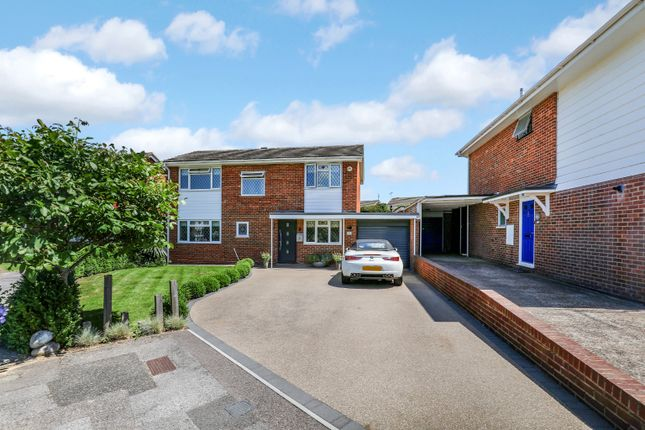 Thumbnail Detached house for sale in Farm Crescent, Sittingbourne, Kent