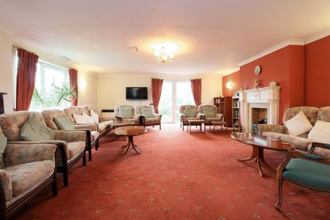 Residents Lounge of Sawyers Hall Lane, Brentwood CM15