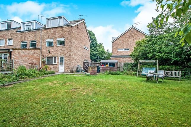 Thumbnail End terrace house for sale in Garland Close, Hemel Hempstead, Hertfordshire, .
