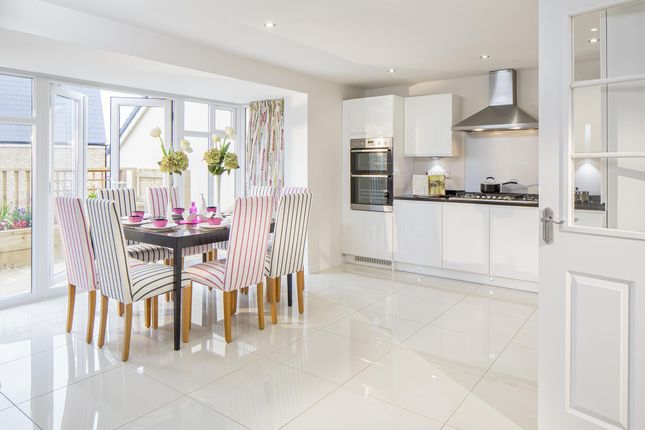 "Thumbnail Detached house for sale in ""Falkland"" at Haddington"