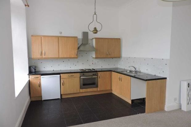 Thumbnail Flat to rent in Market Street, Narberth