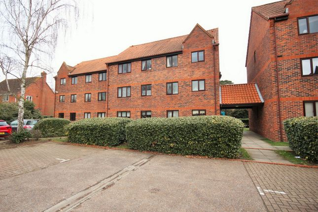 Thumbnail Flat for sale in Tynedale Square, Highwoods, Colchester, Essex