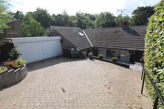 Thumbnail Bungalow for sale in Almondbury Bank, Almondbury, Huddersfield, West Yorkshire