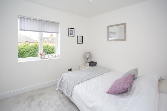 Bedroom One of Alban Court, Burleigh Road, St. Albans, Hertfordshire AL1