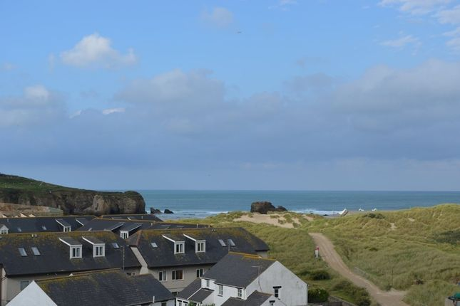 Thumbnail Detached house for sale in Budnic Hill, Perranporth