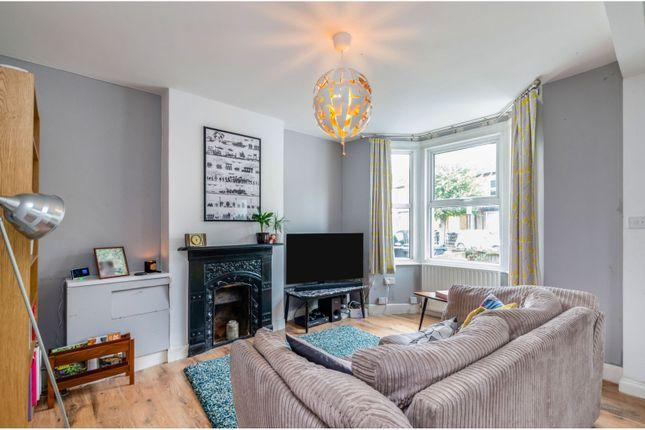 Terraced house for sale in Dennett Road, West Croydon
