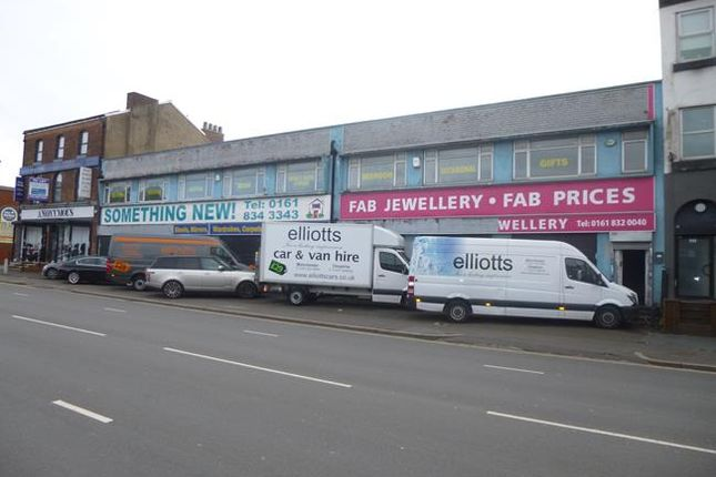 Thumbnail Retail premises to let in 174-182 Cheetham Hill Road, Manchester, Greater Manchester