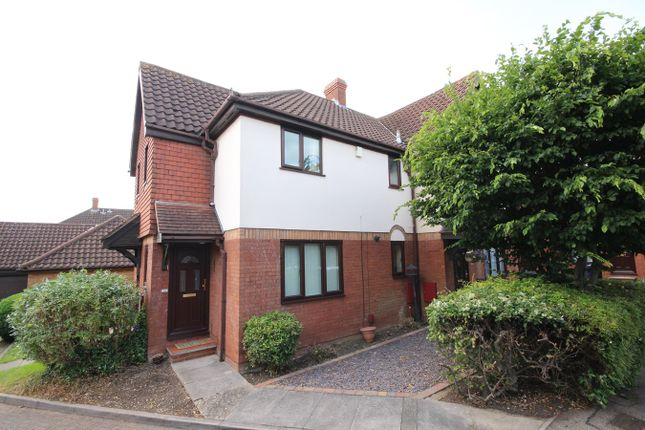 1 bed terraced house to rent in Pascal Way, Letchworth Garden City SG6