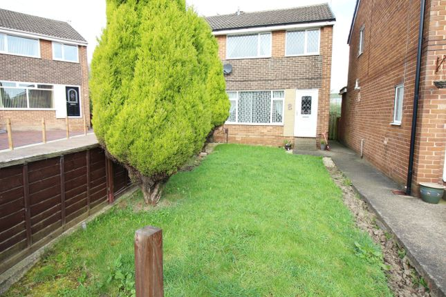 Thumbnail Semi-detached house for sale in Swinnow Gardens, Bramley, Leeds