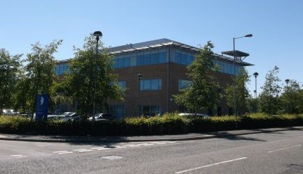 Thumbnail Office to let in Canberra House, Lydiard Fields Business Park, Swindon, Wiltshire