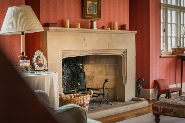House. Estate Agency Cranleigh Fireplace
